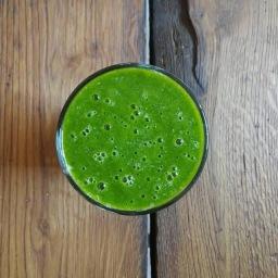 Der perfekte Grüne Smoothie