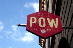 Café POW in Freiburg