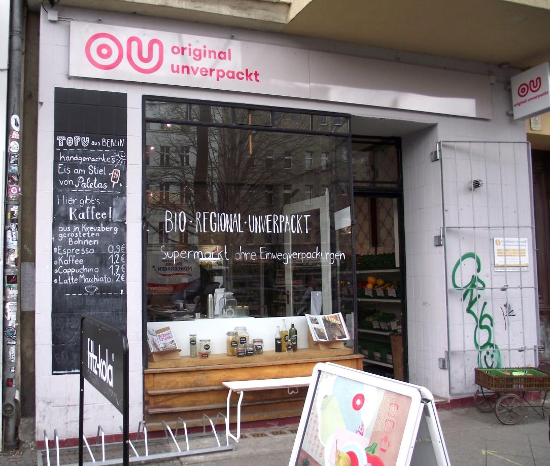 Der Original-Unverpackt Laden in Kreuzberg