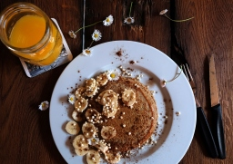 Spring Pancakes – Recipe